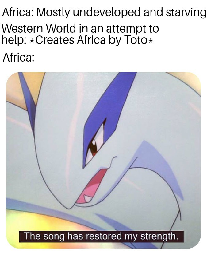 Le African Meme