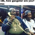 How gangster are you?