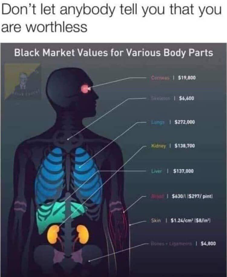 Black Market - meme