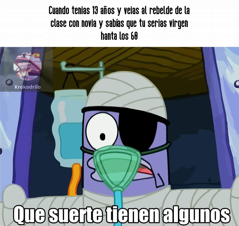 Soy Virgo - meme