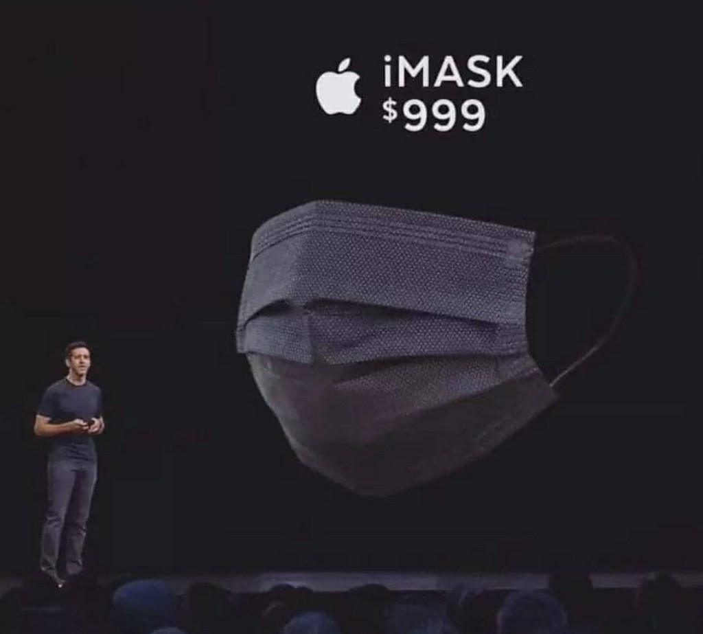 La nueva oferta de apple - meme