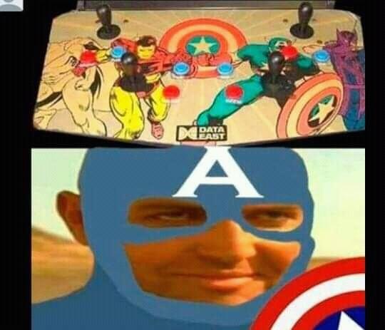 Que isso capitão - meme