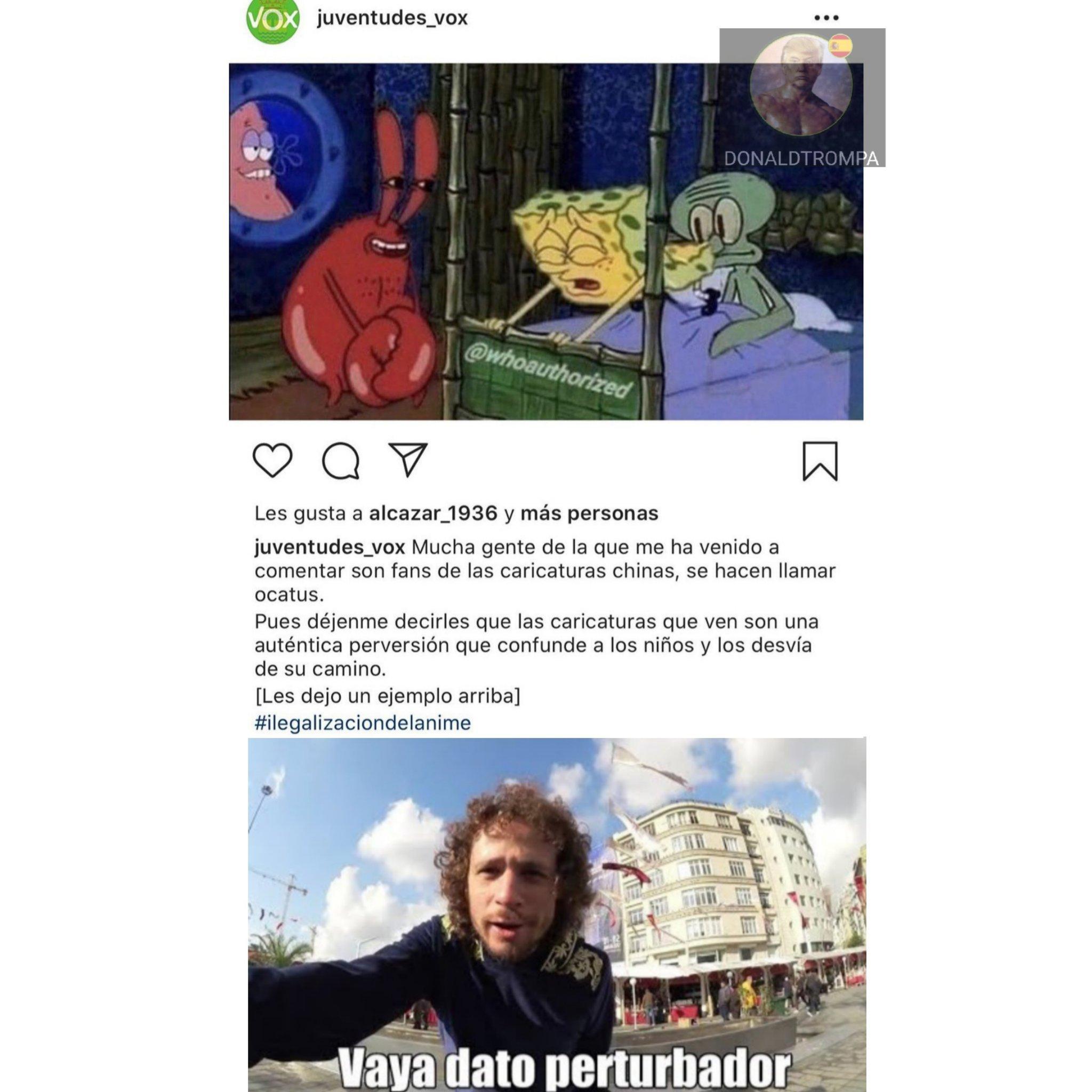 Ocatus - meme
