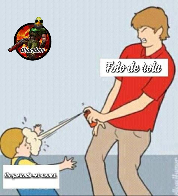 Moderação be like: - meme