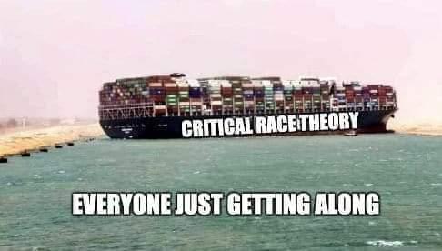 One race million problems - meme