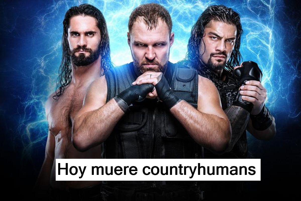 Hoy muere countryhumans - meme