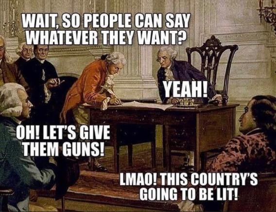 constitution - meme