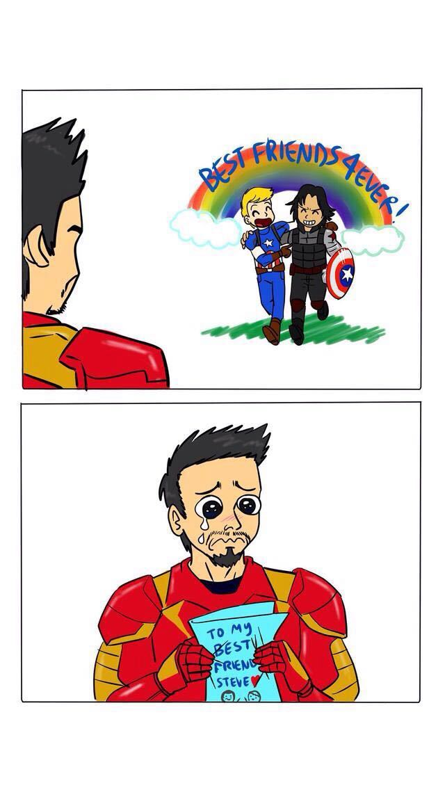 Iron-man - meme