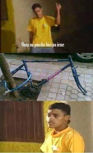 Bicicleichon - meme