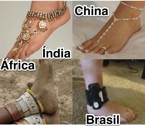 última moda dos pés - meme