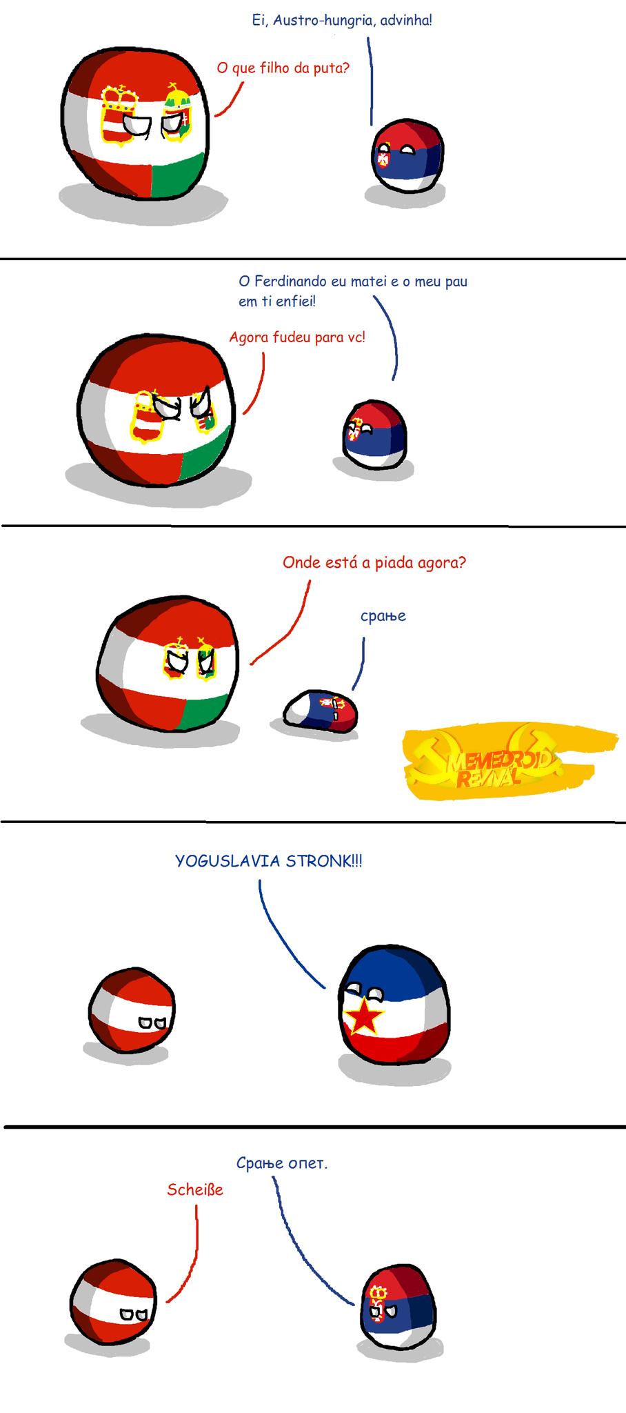 USSR STRONK!!! - meme