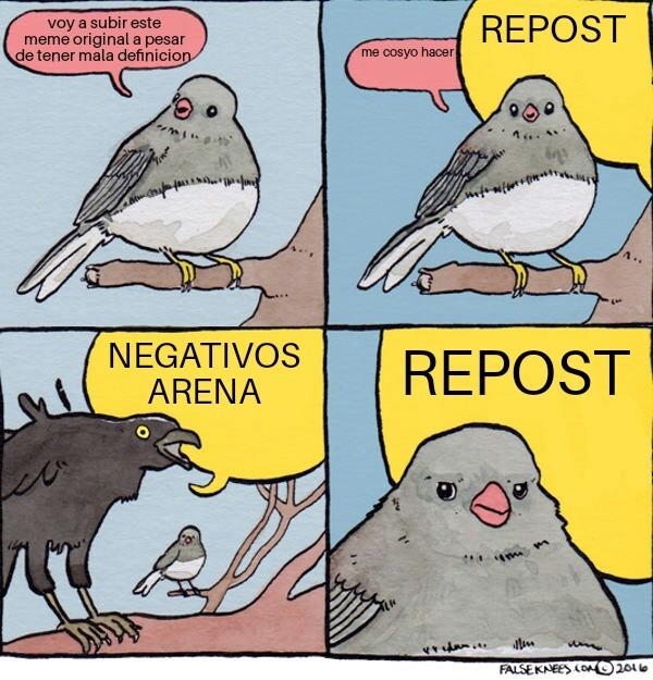 Se pasan - meme