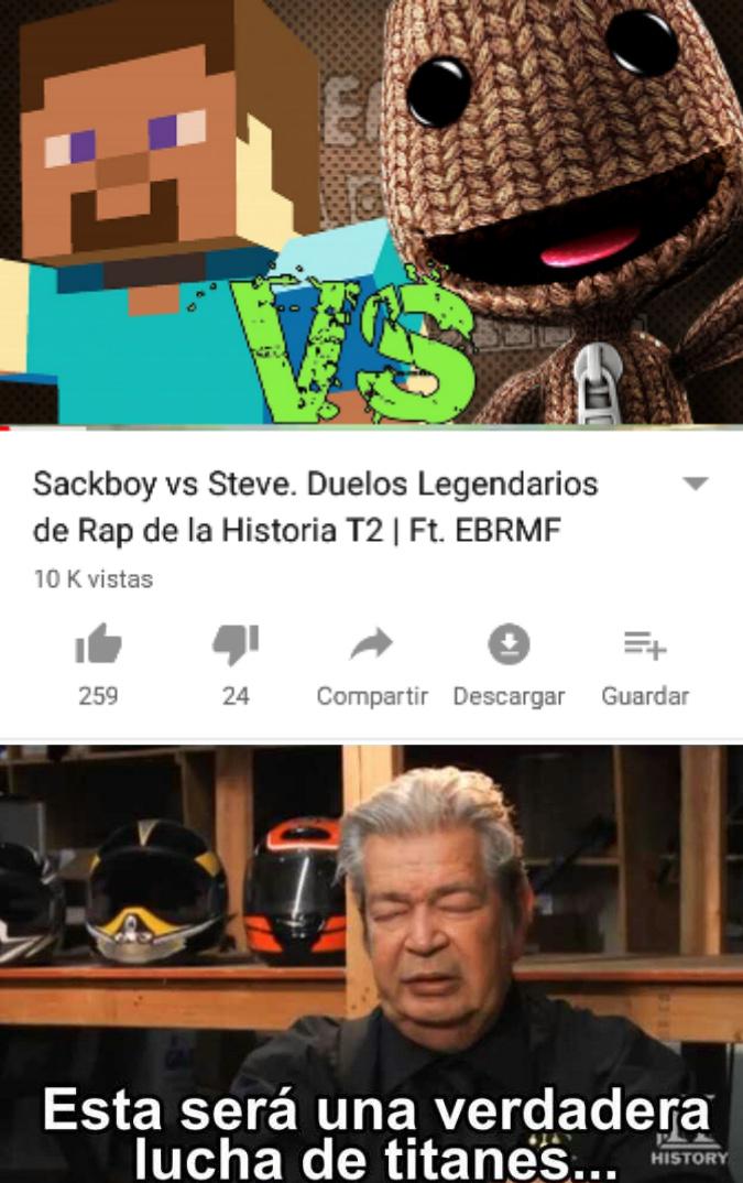 Quien ganará? - meme