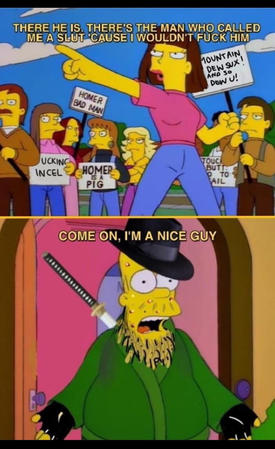 nice guy though - meme