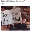 Tbh i wouldnt get mad if my bf liked a girls pic unless the girl was like showing too much..then maybe...