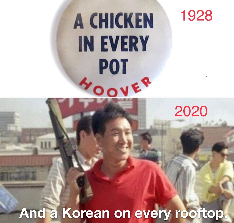 Modern times, modern solutions - meme