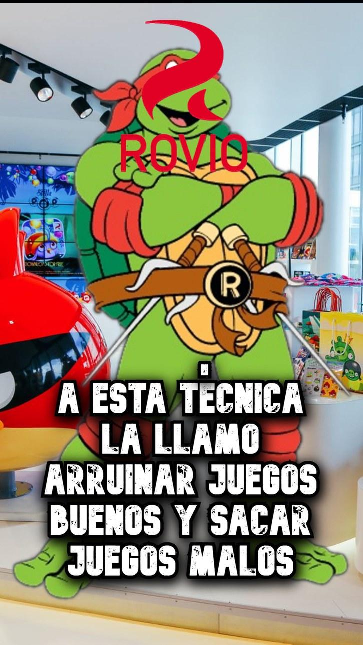 EXTRAÑO A ANGRY BIRDS GO :,C - meme