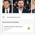 Leo did it!