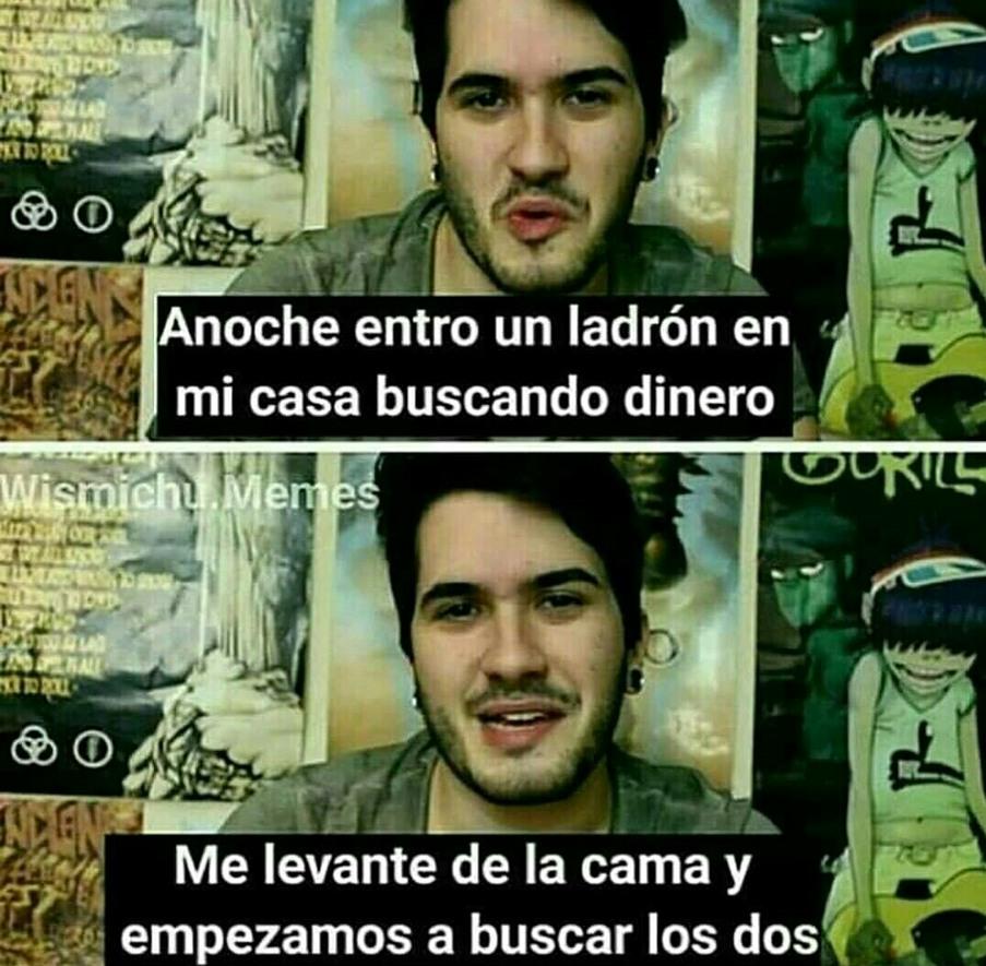 dinero - meme