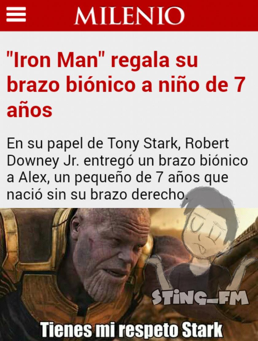 Un verdadero heroe! - meme