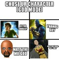 Who u gonna choose ?