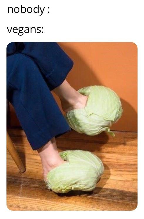 Cabbages - meme