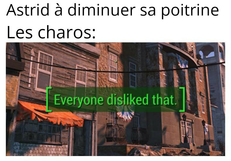 C'était prévisible - meme