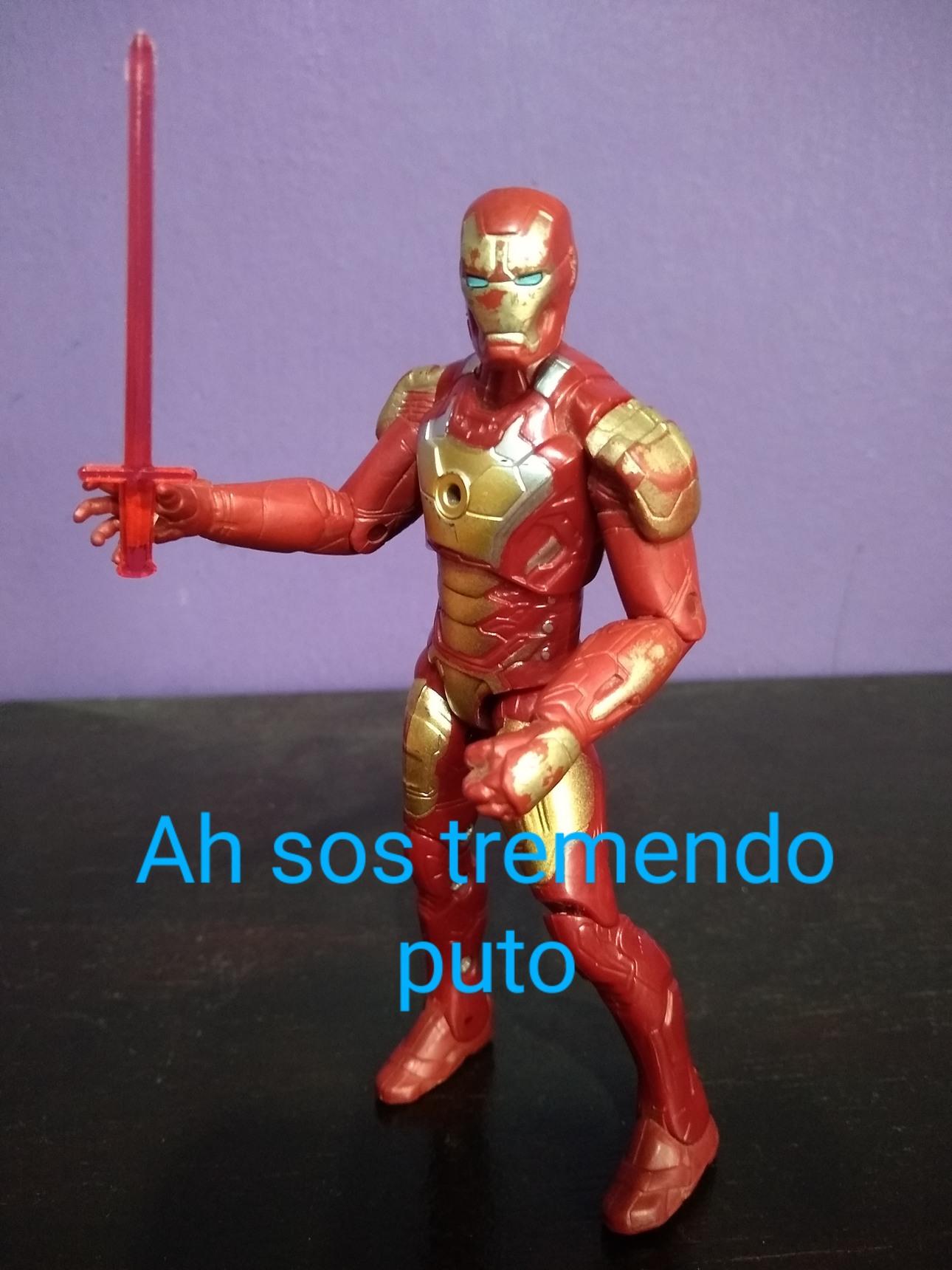 Iron mandioca - meme