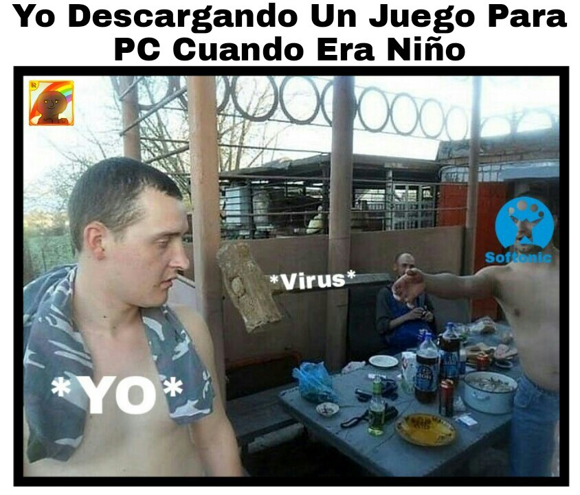 Videojuego - meme