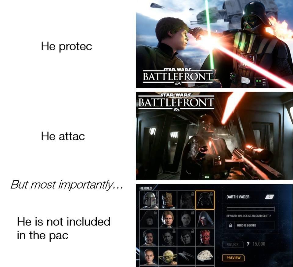 The feels man - meme