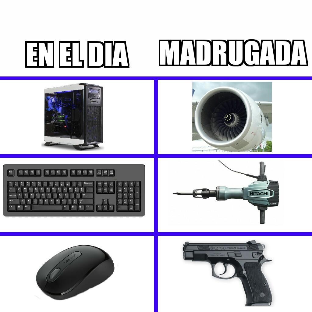 Una realidad - meme