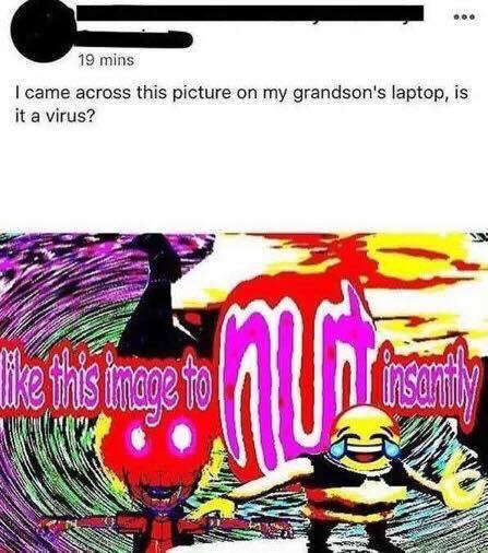 N U T - meme