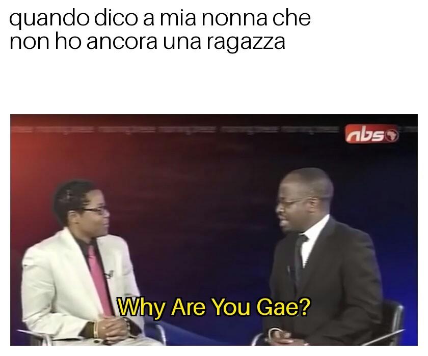 AH! GAYYY! - meme