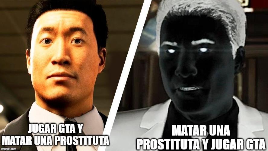 Mr: negative - meme