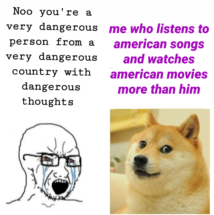 Am i? - meme