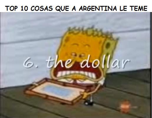 6. the dollar - meme
