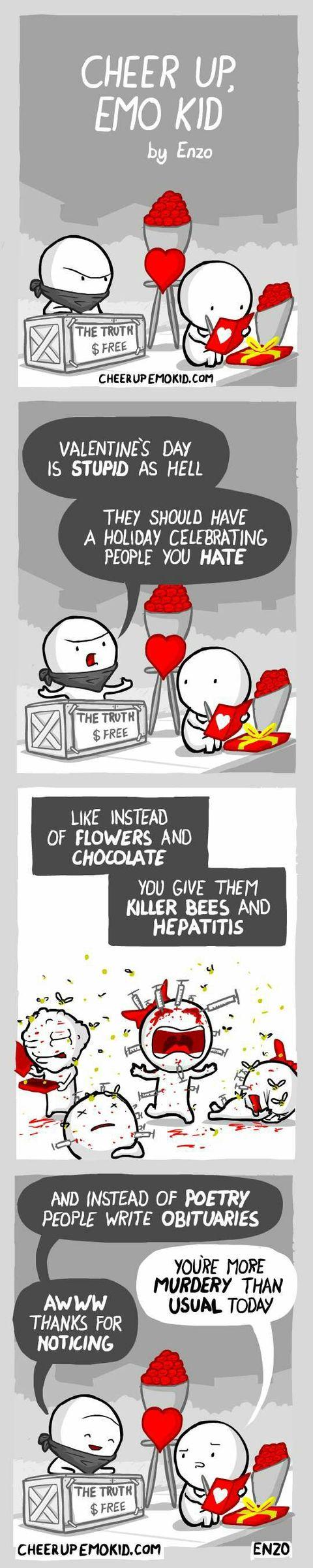 valentines day for singles - meme
