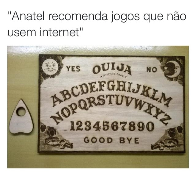 Anatel… - meme