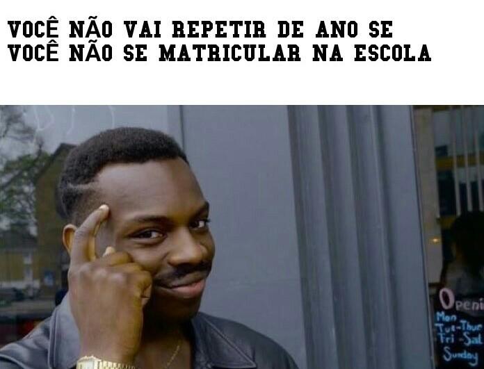 Gênio - meme