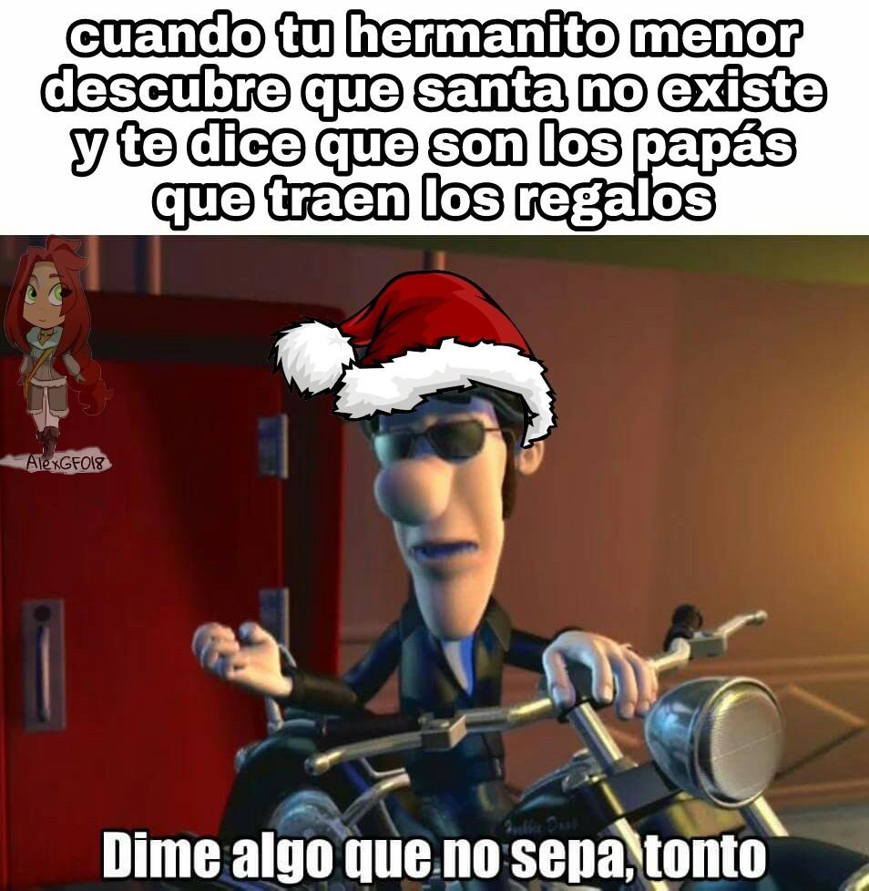 Navidad - meme