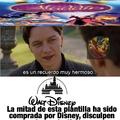 El título fue comprado por Disney.