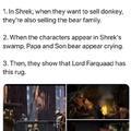 SOmething I realized while watching Shrek