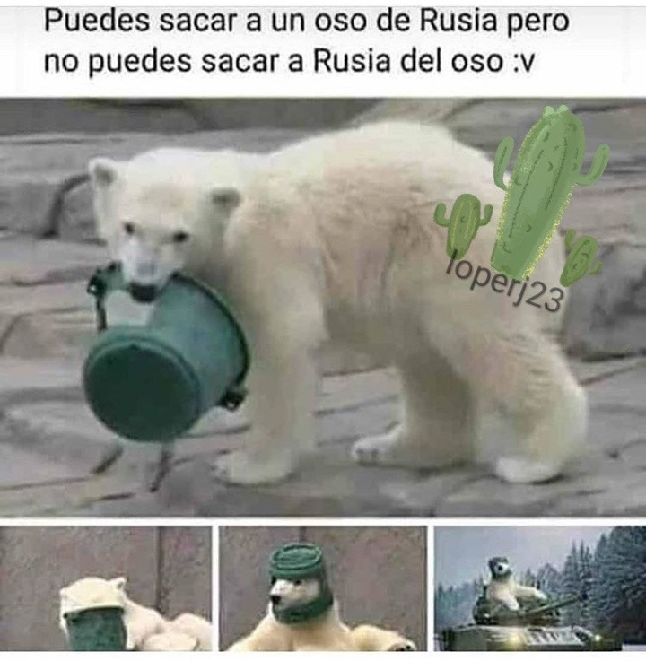 Russos - meme