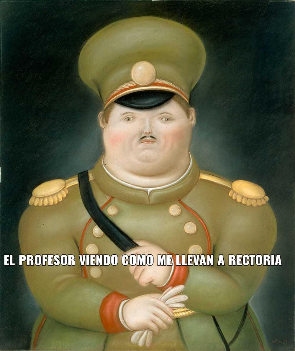 DICTADOR - meme