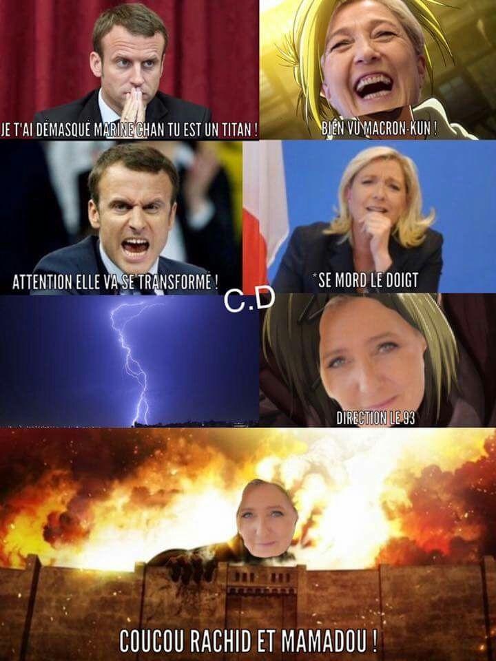 Attack of FN - meme