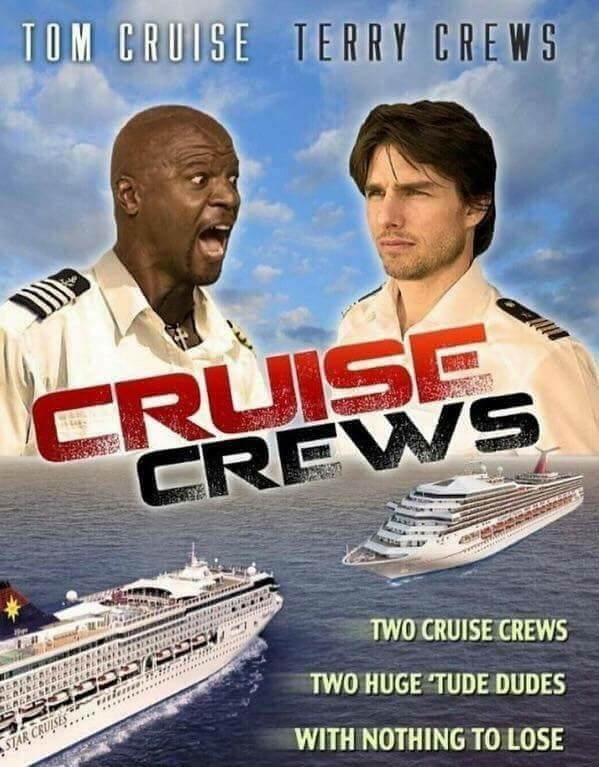 bruse cruise - meme