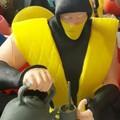 Aca con scorpion sebandome mate papus
