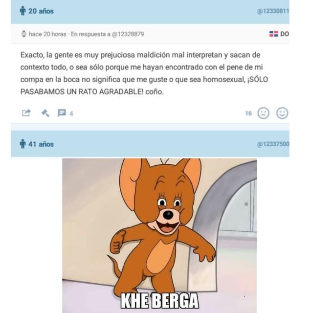 K bergha - meme