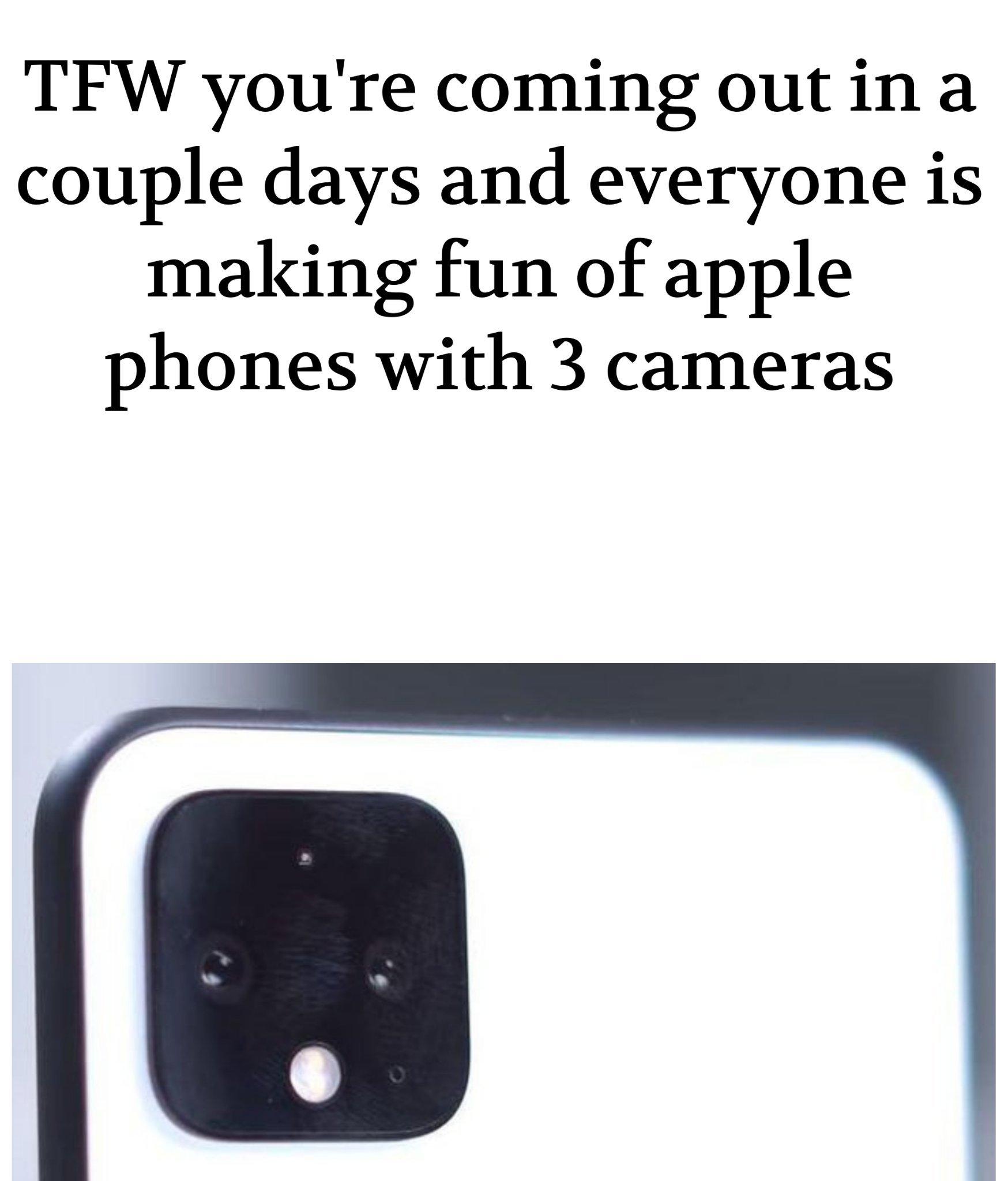 Dongs on a phone - meme