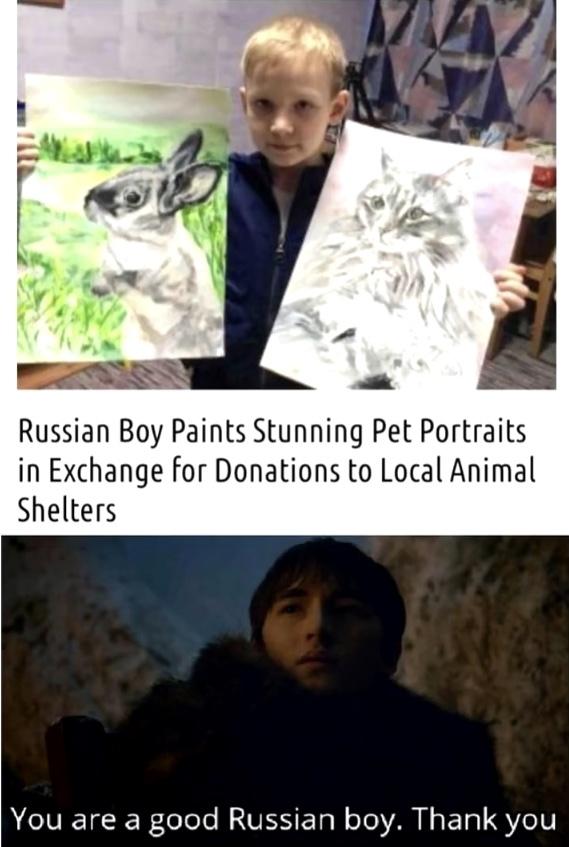 Russian - meme